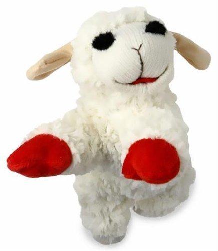 Multipet Lamb Chop 10'' (Pack of 3)