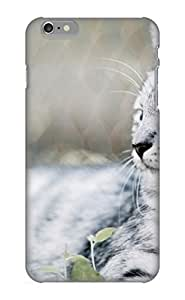 Blackducks High-end Case Cover Protector For Iphone 6 Plus(Animal Cat)
