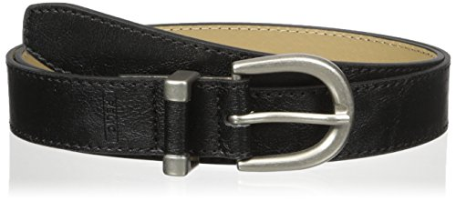 - Relic by Fossil Women's Wrapped Keeper Belt, Black, Medium