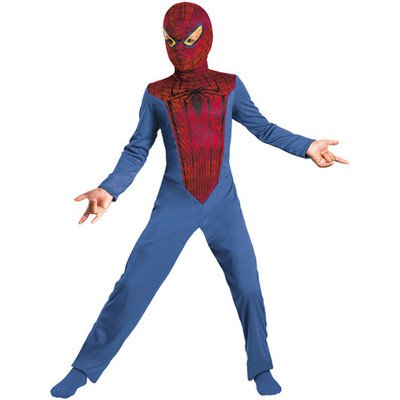Spider-Man Movie Basic Kids Costume 7 Costume Item - Disguise 2018