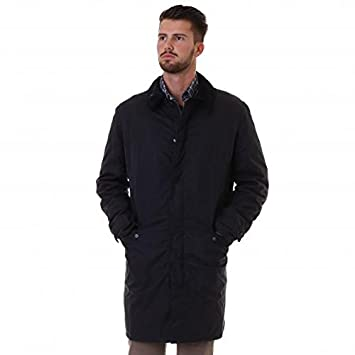 Barbour Nair Wax Jacket hombre, turquesa: Amazon.es ...