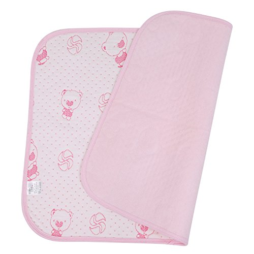 Changing Pad Waterproof Sheet Washable Incontinence Bed Pad Large Changing Mat to Change Diaper Absorbent Breathable Blanket Reusable Mattress Protector for Baby Toddler Children Adult by LONTG
