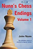 Nunn's Chess Endings Volume 1-John Nunn