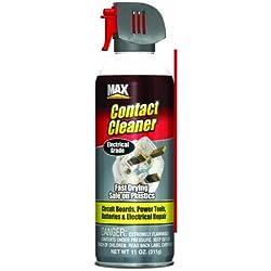 Max Professional 2015 Contact Cleaner (DPC) - 11 oz.