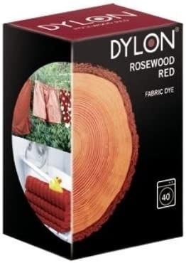 200 G Dylon – Tinte para ropa, palisandro rojo – Pack de 3 ...