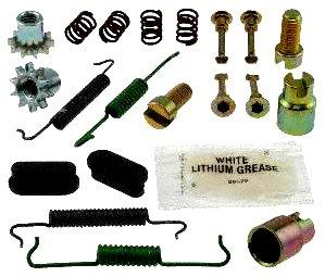 Carlson Quality Brake Parts H7335 Drum Brake Hardware Kit