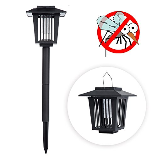 Solar Insect Zapper Lights in Florida - 5