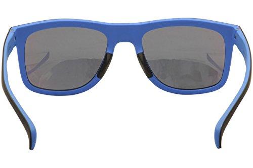 859feff7285c17 ... Lunettes de soleil Adidas Originals homme aor000 Black Sky LED bleu  clair ...