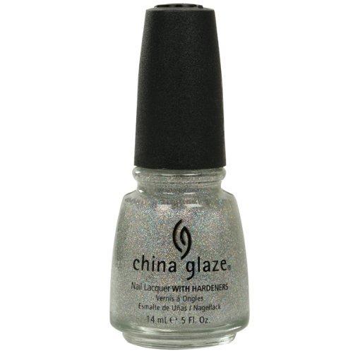 China Glaze Nail Lacquer (.5 oz) Fairy Dust #70563 (Glitter)