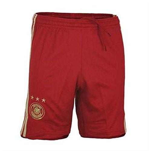 adidas DFB A Short Children Clima365 Climacool Short Red, Sizes:D/152 - UK/26 - US/M - - Adidas Cheap Uk