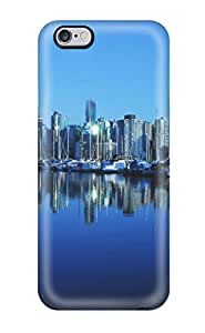 Perfect Tpu Case For Iphone 6 Plus/ Anti-scratch Protector Case (vancouver City)