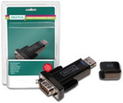 Digitus Usb Auf Seriell Adapter 2 Stück Rs232 Computer Zubehör
