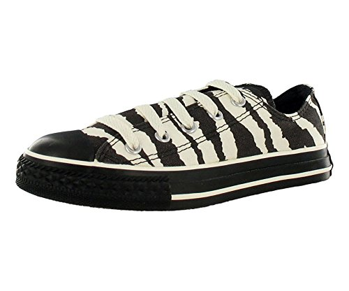 1f173379ade Galleon - Converse All Star Chuck Taylor Animal Print Zebra Ox Boys Canvas  Shoes Size US 11