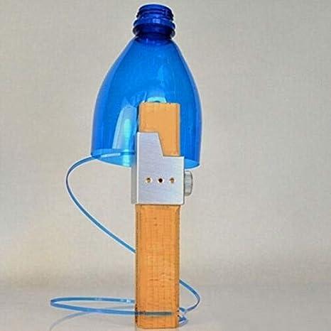 Coomir Herramienta plástica del Fabricante de la Tira del cordón de la Cuerda del Cortador de Botellas para la decoración al Aire Libre del jardín: ...