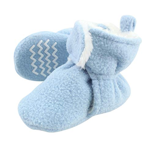 Hudson Baby Unisex Baby Cozy Fleece and Sherpa