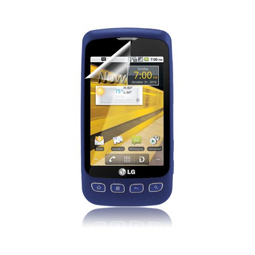 (Hypercel Screen Protector for LG Optimus S LS670)