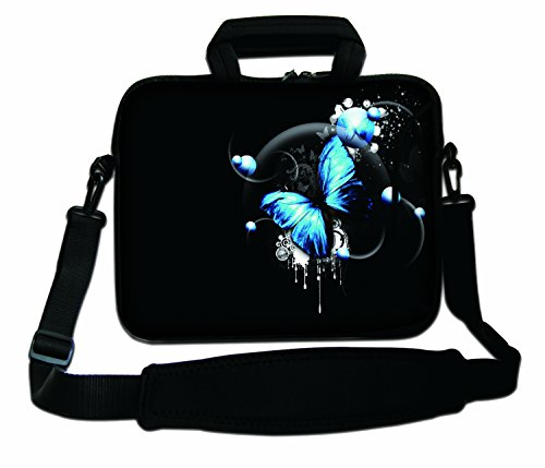 With Strap Air MacBook Design PowerBook Shoulder MacBook Bag Pro for Retina Unibody Aluminum iBook Soft Blue MacBook Apple Butterfly Handle and Notebook Sleeve MacBook Case Pro MacBook Laptop 6Aw6qYv