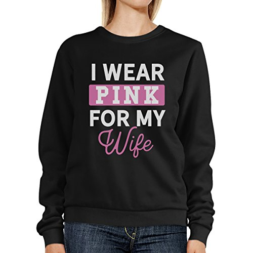 Wear Femme Unico sudore di Wife I My Taille Camicie Stampa Manches Longues Pink 365 For wqRnvaTxC