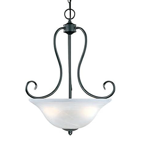 Amazon.com: Calle Principal 3 – Lámpara de techo colgante de ...