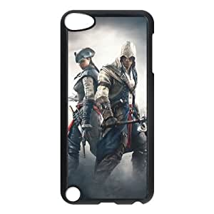 Assassin'S Creed Ii iPod TouchCase Black Customize Toy zhm004-3906835
