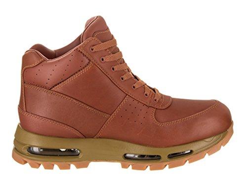 Nike Heren Air Max Goadome Boot Cider / Gouden Beige / Gum Brown