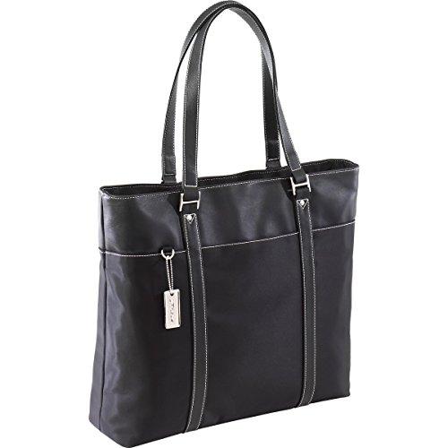 (Targus Ladies Deluxe Tote Bag for 15.4-Inch Laptops, Black (TLT004))
