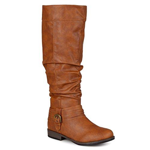 Brinley Women's Emma Riding Boot Regular & Wide Calf - Ch...