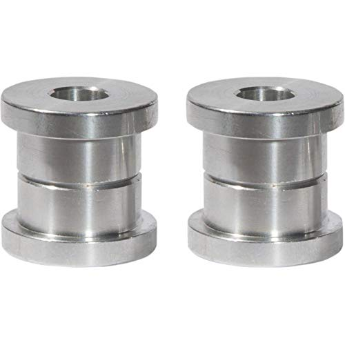 Speed Merchant Standard Solid Riser Bushings - Natural SMSTDSRBM