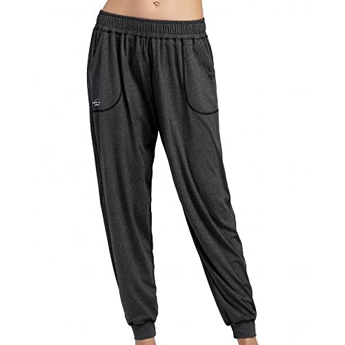 Cody Lundin Sport Femme Un pantalon ample Yoga gris Pour Fitness Longs Pantalons