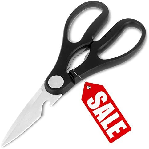 Premium Kitchen Shears Stainless Scissors product image