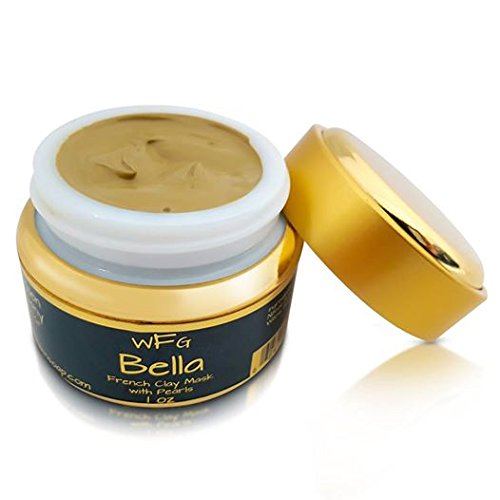 (Waterfall Glen Soap Company BELLA - French clay mask with)
