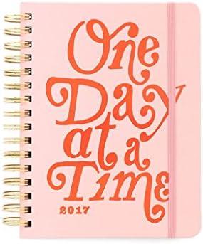 Ban. Hacer 17 mes tamaño mediano agenda - un día en un ...