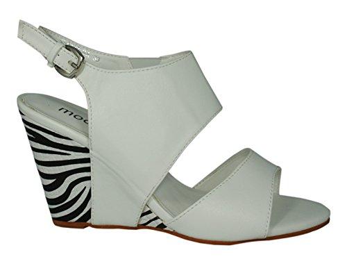 MOOW Wedge Heels Sandals Size 40 8UGB8M