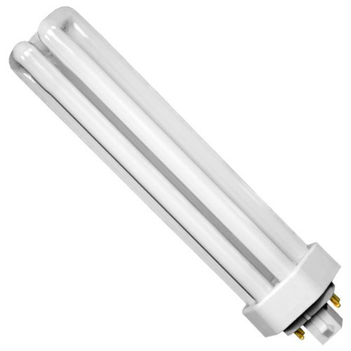 70w Cfl (CFTR70W/GX24q/841 - 70 Watt CFL Light Bulb - Compact Fluorescent - 4 Pin GX24q-6 Base - 4100K - - GCP)