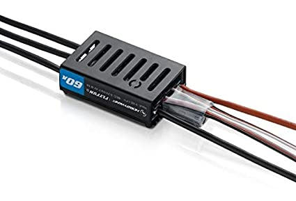 Hobbywing FlyFun V5 80A Speed Controller 3-6S Lipo Brushless ESC w DEO Function