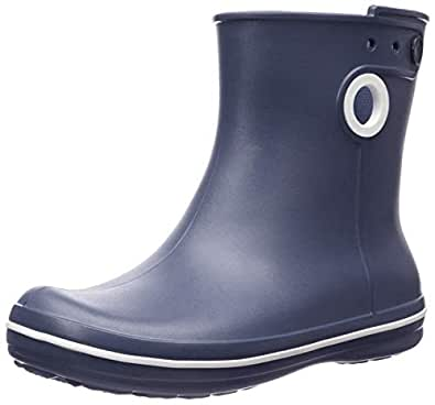 Crocs Women's Jaunt Shorty Boot, Navy, 4 M US