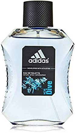Adidas Ice Dive Eau De Toilette 100 ml: Amazon.es: Belleza