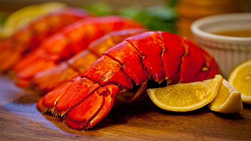 Get Maine Lobster - 10 Maine Lobster Tails (5 - 6 oz) by Get Maine Lobster (Image #1)