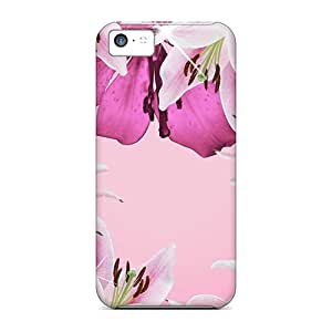 Scratch-free Phone Cases For Iphone 5c- Retail Packaging -