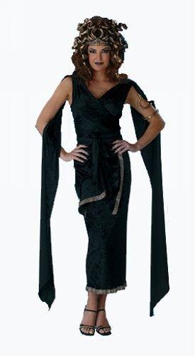 I Need A Good Costume For Halloween (Medusa Adult Halloween Costume, Large (12-14),)
