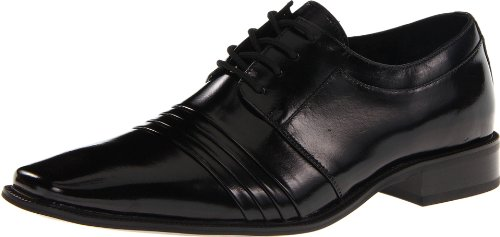 Lace Lace Up Loafers (Stacy Adams Men's Raynor Oxford,Black,8.5 M US)