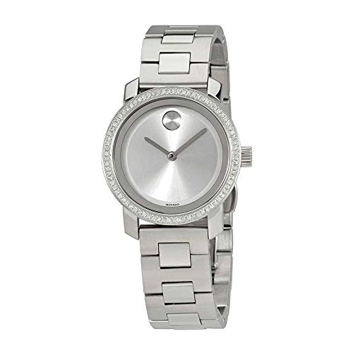 - Movado Women's Bold - 3600439 Stainless Steel One Size