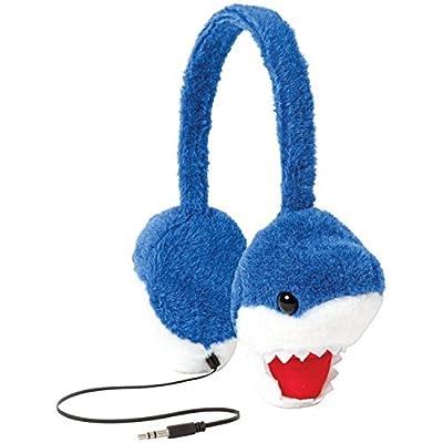 ReTrak Animalz Retractable Volume Limiting Children's Headphones