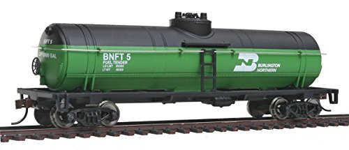 Walthers Trainline Ready to Run Burlington Northern Tank Car