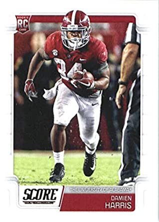 online store 691c2 12c76 Amazon.com: 2019 Score #337 Damien Harris NM-MT+ Alabama ...
