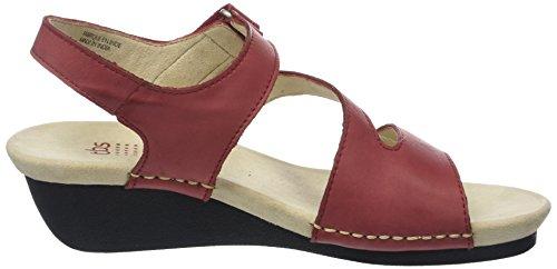 Rouge Masayah Tbs Femme 396 lave Bout Sandales Ouvert qwASrZXw