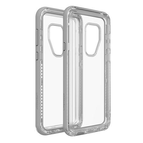the best attitude 641b7 4c3a4 LifeProof Next Case for Samsung Galaxy S9 (ONLY) - Beach Pebble (Renewed)