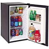 2.3 Cu.Ft Superconductor Refrigerator, Black, Sold as 2 Each