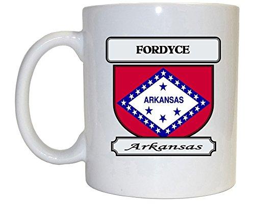 Fordyce, Arkansas (AR) City Mug