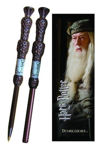 3 opinioni per Bacchetta penna e Marcapaginas Dumbledore Harry Potter